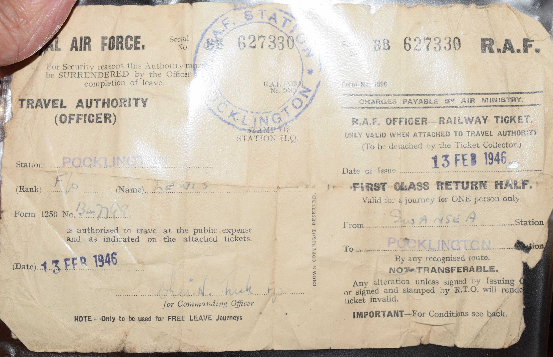 WW2 Spitfire Pilot's Gun Camera And Memorabilia (Multiple Images 1 of 31) - Image 16 of 31