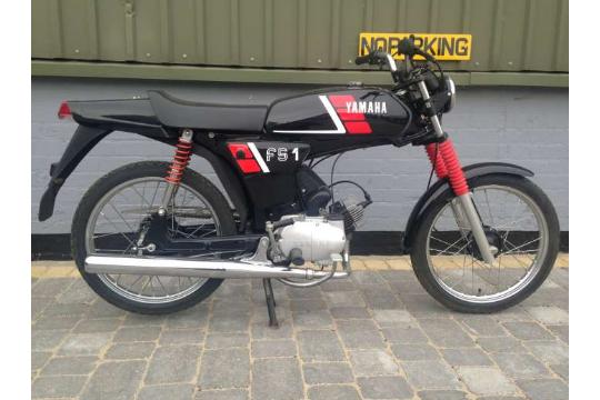 1981 Yamaha Bikes Fs1 160 Yamaha Bikes Model Fs1 Engine Size