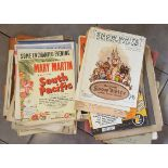 Vintage Retro Sheet Music Large Collection NO RESERVE