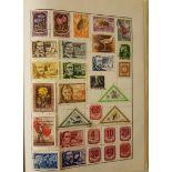 The Derwent Stamp Album 500 Plus World Stamps