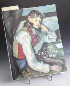 """Adriani, Götz: """"Cezanne Gemälde"""", mit einem Beitrag zur Rezeptionsgeschichte von Walter"""