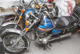 Motorrad Honda CM 185T, 179ccm, Erstzulassung 13.02.1980 aus erster Hand/ bis zuletzt zugelassen.