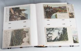 Konvolut alter Postkarten, Gruss Aus, insgesamt 165 Karten