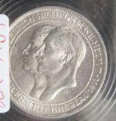 1 Münze, 3 Mark, Universität Breslau, 1911 A.