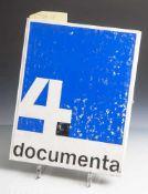 """Ausstellungskatalog """"4. Documenta, Internationale Ausstellung 27. Juni bis 6. Oktober 1968 Kassel"""