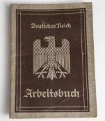 Arbeitsbuch Nr. 20 Rot/01018, Buchhalterin.