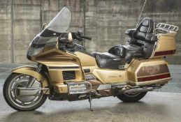 Honda Goldwing, 05/2009, 1. Hand, 1520 ccm³, 72 KW, Tachostand 51192 km.
