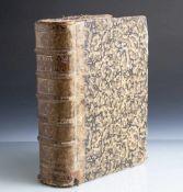 """Le Brun, R. P., """"Dictionnaire universel francois et latin, tiré des meilleurs auteurs"""", troisieme"""