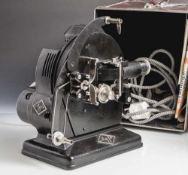 """Projektor """"Agfa Rolki"""", 1930er Jahre, 16 mm, in org. Koffer, mit Zubehör und Anleitung. Guter"""