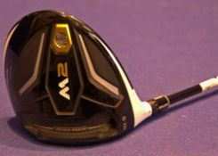 A TAYLORMADE M2 2016 10.5 Degree Adjustable Left Handed Driver on A FUJIKURA Pro 50 Flex-M 43.5 inch