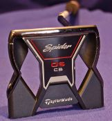 A TAYLORMADE OS SPIDER 2015 Right Handed Putter with Super Stroke 2.0XL Grip on A TAYLORMADE Steel