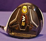A TAYLORMADE M2 2016 10.5 Degree Adjustable Right Handed Driver on A FUJIKURA Pro 60 Flex-S 43.5