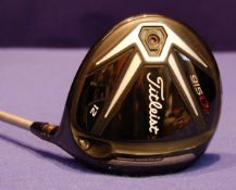 A TITLEIST 915 D2 12 Degree Adjustable Right Handed Driver on A DIAMANA X5 CT Flex-L 42 inch Shaft