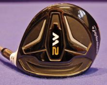 A TAYLORMADE M2 2016 3HL 16.5 Degree Right Handed Fairway Wood on A TAYLORMADE M2 45 Flex-R 41