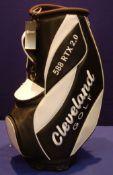 A CLEVELAND 16-Slot Golf Club Display Bag for Pro Shop
