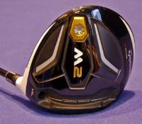 A TAYLORMADE M2 2016 HL Adjustable Right Handed Driver on A TAYLORMADE M2 45 Flex-L 42 inch Shaft