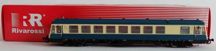 DIESELTRIEBWAGEN, DB BR 627.0 627 003-7 Bw Kempten, Epoche IV, Hersteller Rivarossi, Spur H0, Nr.