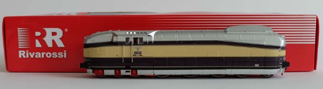 DAMPFLOKOMOTIVE, vollerkleidete Schnellfahrdampflokomotive 61002 DRB Epoche II, Hersteller