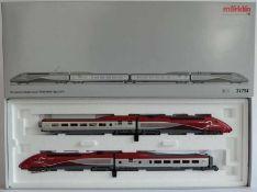 ZUGPACKUNG Hochgeschwindigkeitszug Thalys PBKA/ Epoche VI, Hersteller Märklin/ Göppingen, Spur H0,