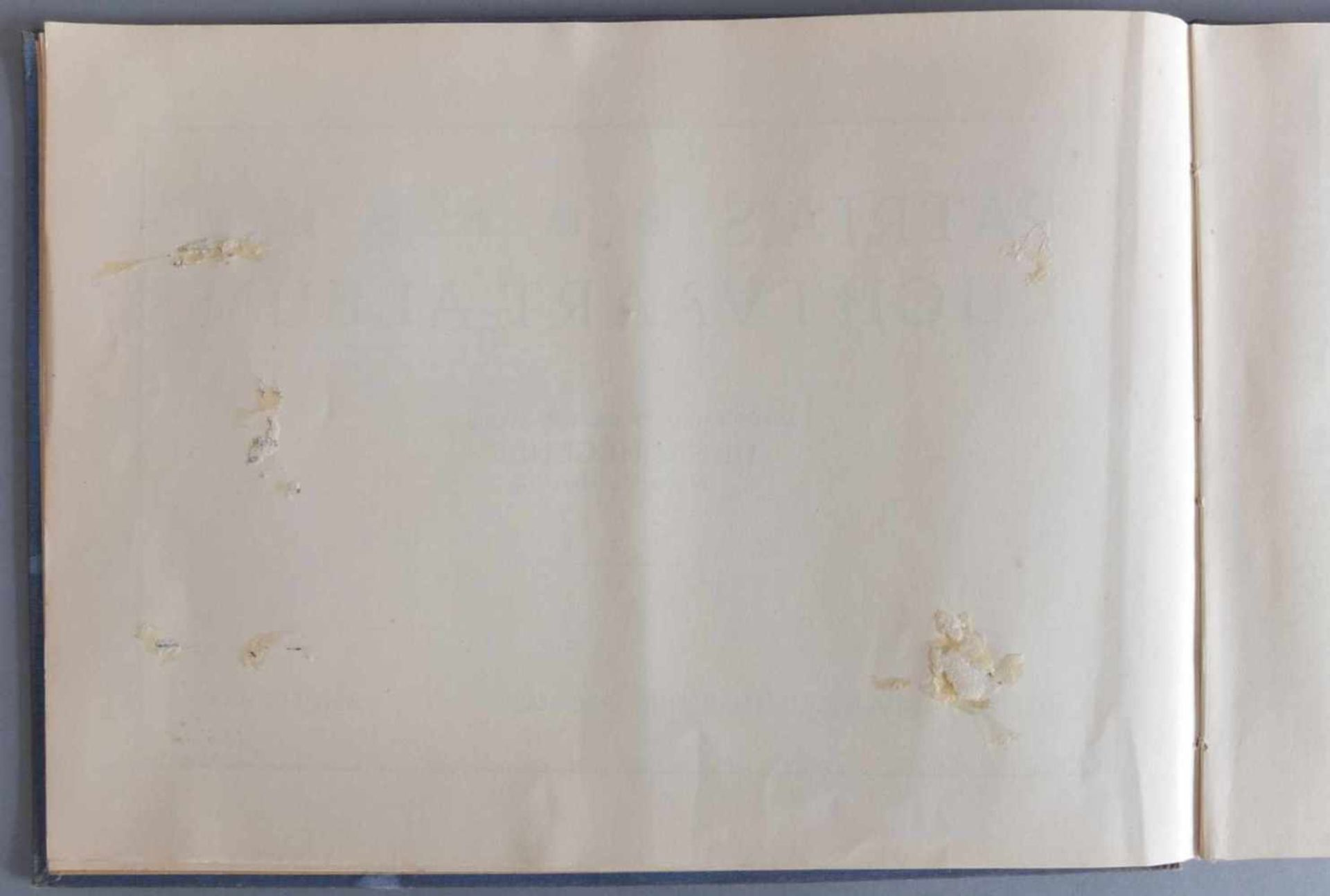 SAMMELALBUM, Patria´s Luchtvaartalbum, Henri Hegener, Amsterdam, 1936, geprägter Leineneinband, - Bild 3 aus 6