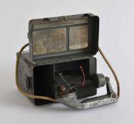 FELDTELEFON, Frankreich, Telegraphie Militaire, Typ Appareil Téléphonique T.M 1932, Seriennr. 11933,