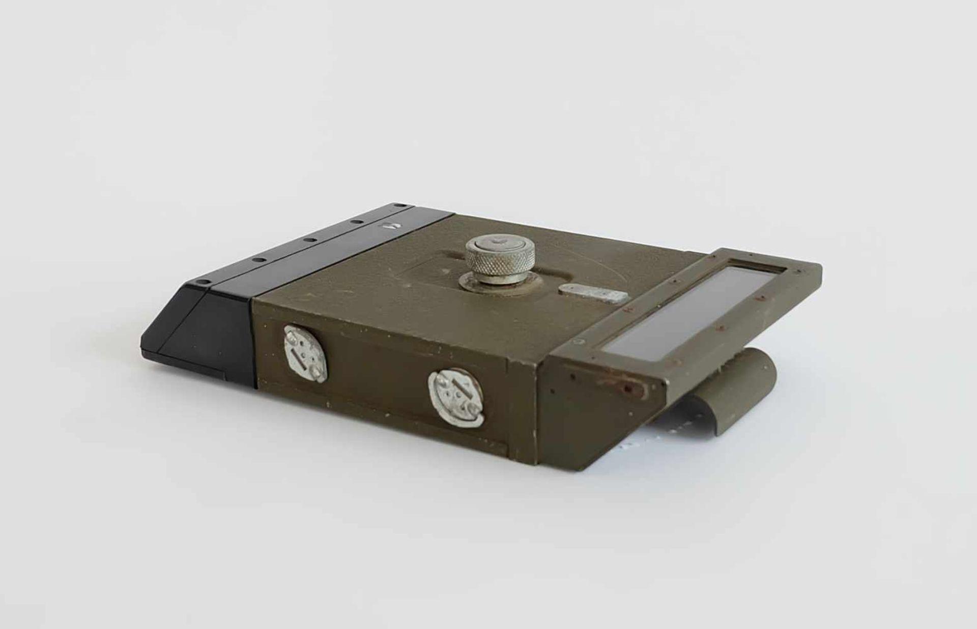 PERISKOP, Honeywell Regulator Comp./ Minneapolis, 1943, Optik für Sherman-Panzer,