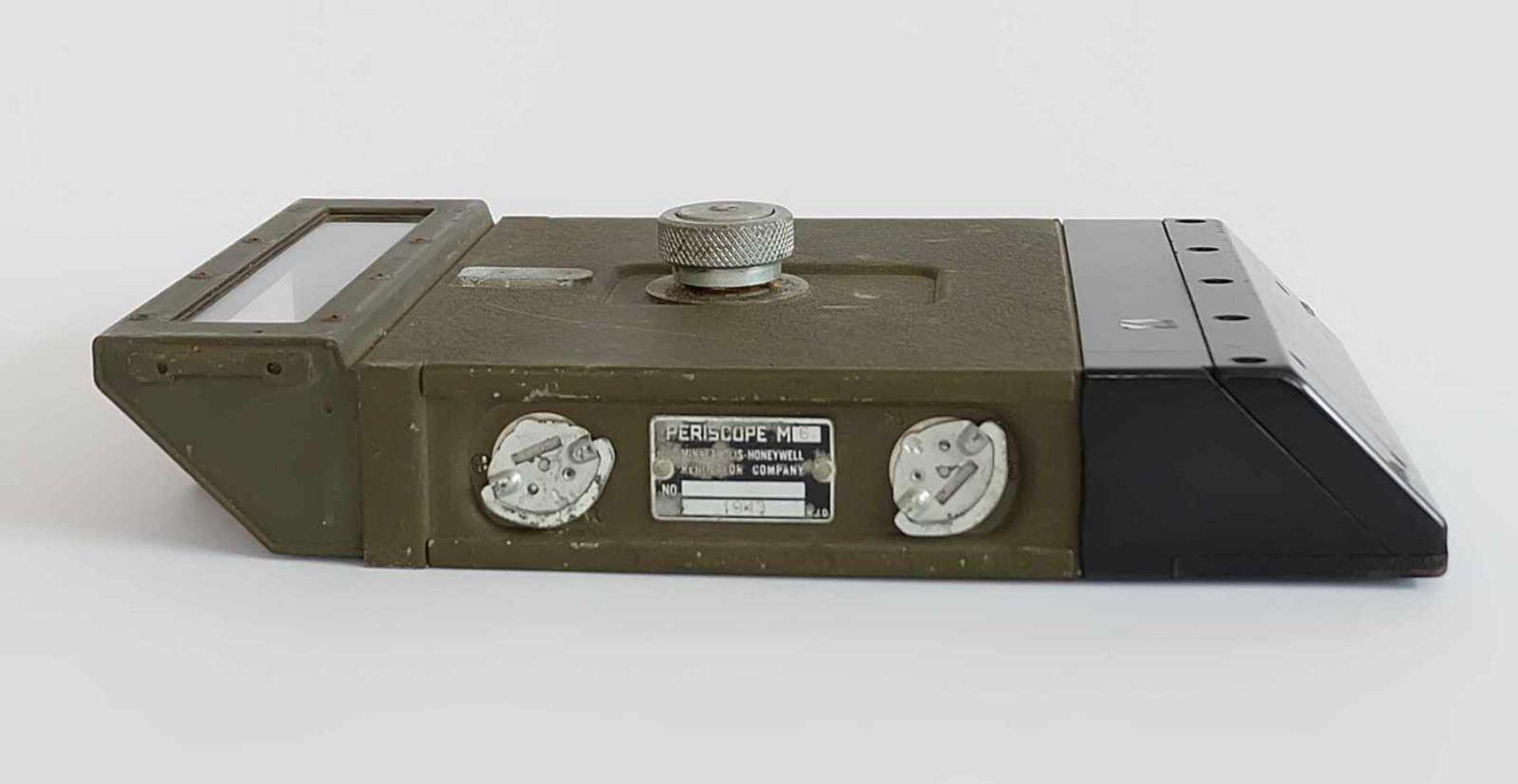 PERISKOP, Honeywell Regulator Comp./ Minneapolis, 1943, Optik für Sherman-Panzer, - Bild 2 aus 2