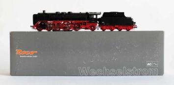 DAMPFLOK, BR 01 196 DRG, Herst. Roco/Bergheim, Spur H0, Nr. 69341, AC-Wechselstrom, minimalst