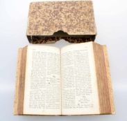 Johann Michael Hahn's Schriften - erster Band Verlag L. F. Fue, Tübingen 1819, Lieder über die