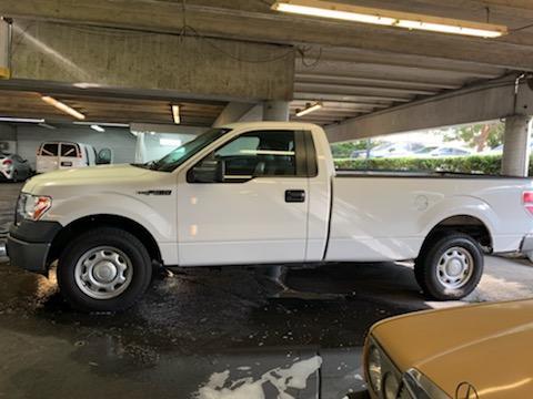 Lot 12 - 2012 FORD F150 TRUCK LIC.09605C1 VIN:1FTMF1CM9CKD06921 MILEAGE 69,723 (LOCATED IN NEWPORT BEACH CA.)