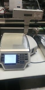 Lot 30 - Hobart Digital Scale with Printer and Readout