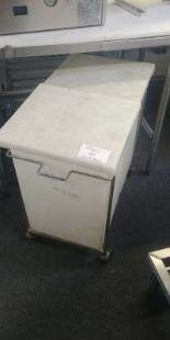 Lot 41 - 2 Double Bulk Bins on Casters - Price each times 2