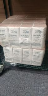 Lot 27 - 24 Packages of Crown Napkins