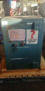 Lot 54 - Chubb Safe with Combination