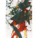 Grabmayr Franz (1927-2015) Tanzbild 2013 Farblithographie handsigniert und nummeriert rückseitig,