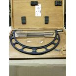 """Moore and Wright Micrometer 16 to 20 """""""