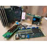 Fanuc Mother Board & Power Source complete with boards