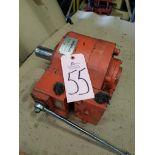 Mitsubichi manual operated Hydraulic Motor