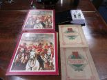 Lot 53 - Pictures and badges of great British regiments