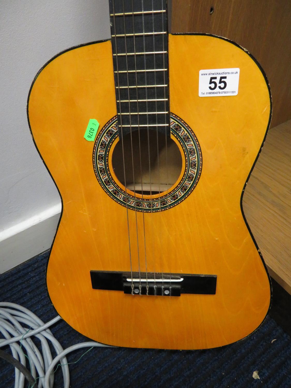 Lot 55 - Guitar