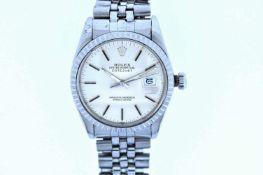 Rolex Rolex Datejust, Ref.16030, Stahl/Stahl, Jubileéband, Automatik, Plexiglas Rolex Rolex