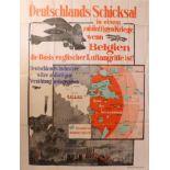 War Poster Deutschlands Schicksal WW1