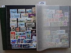 Briefmarken.- Sammlung von ca. 2760 Briefmarken (davon ca. 460 Dubletten) aus aller Welt zum Thema