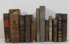Konvolut Bücher bestehend aus 12 Stck., 16-20. Jh., 1. Histoire ancienne des Egyptiens par M.