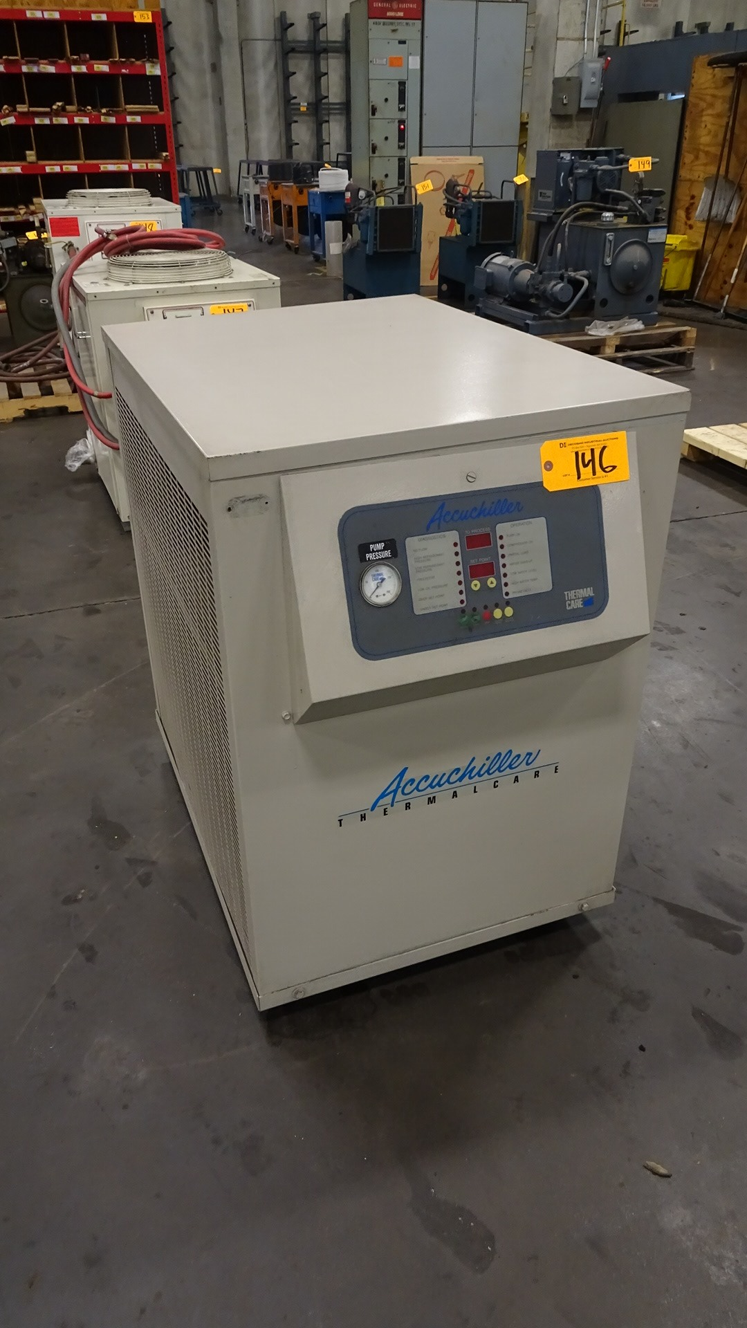 Option of lots: 146, 147, 148 } } } Thermal Model ACH 122 Care Accu ...