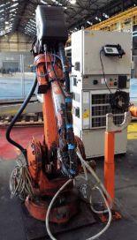 Lot 6 - ABB-IRB-2400L Mig Welding Robot