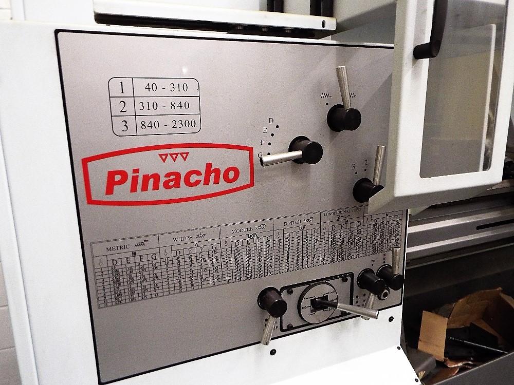 Lot 1d - Pinacho Lathe