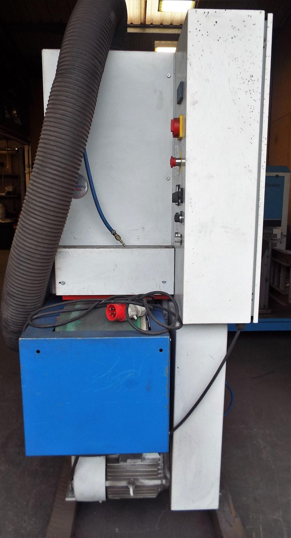 Lot 2 - Vangroenweghe T-300K Sheet Metal Linishing Unit