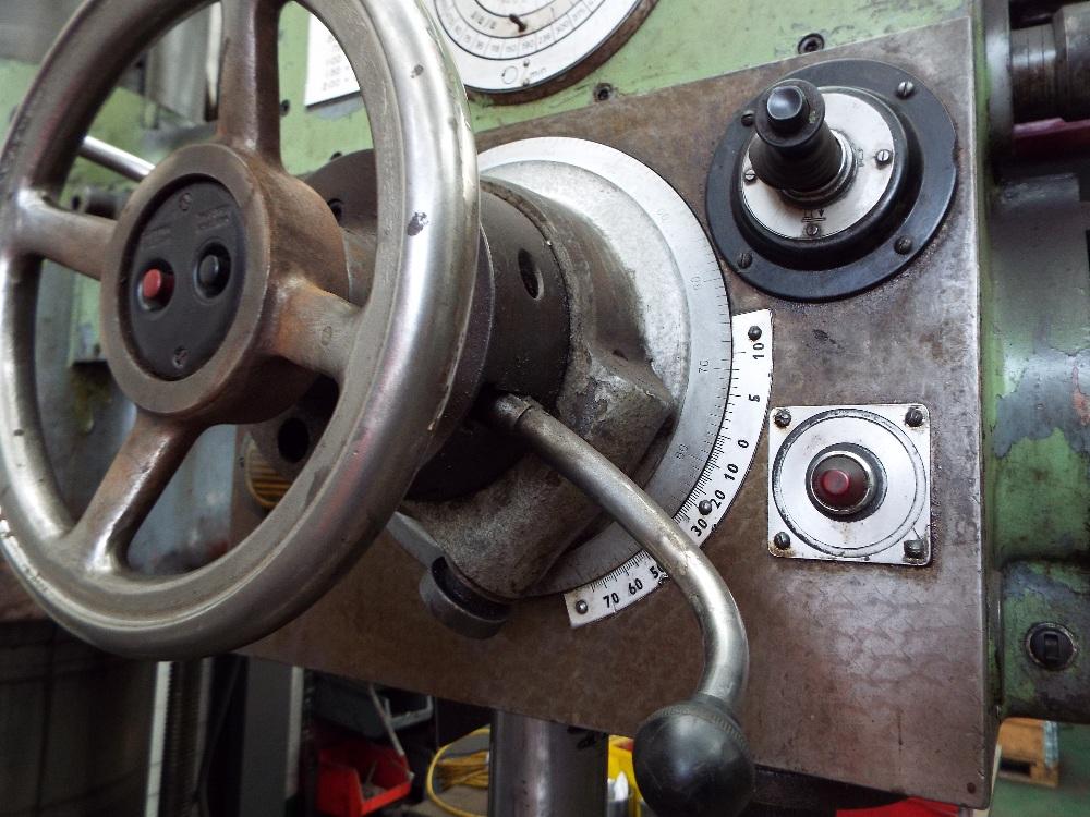 Lot 14 - Csepel Radial Arm Drill