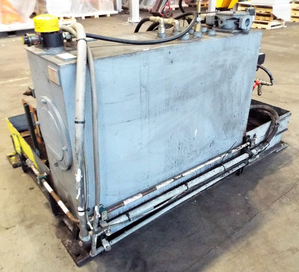 Lot 5 - Skid Mounted Hydraulic Pack.